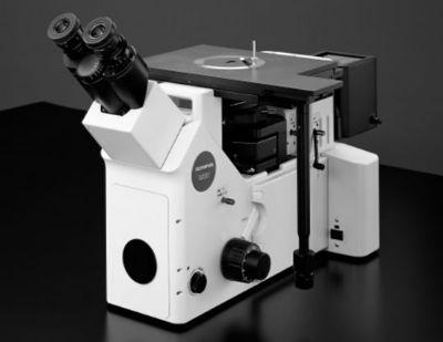 科研级倒置式金相显微镜gx51图片